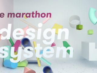 'The Marathon Design System' Article