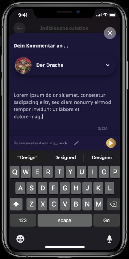 3000 Masked-Singer 03 Kommentare Detail Mobile – Text added Filter Selected